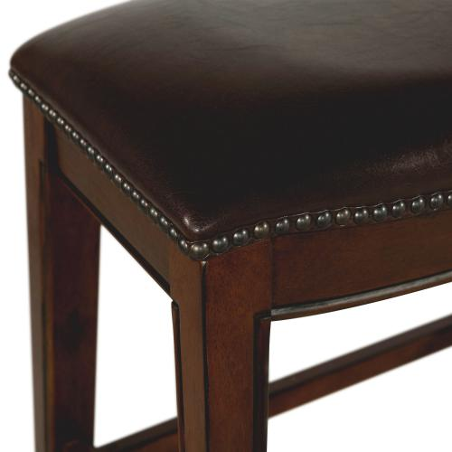 "Fiesta 30"" Backless Bar Stool in Brown"