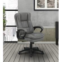 DC#204-FOG - DESK CHAIR Fabric Desk Chair