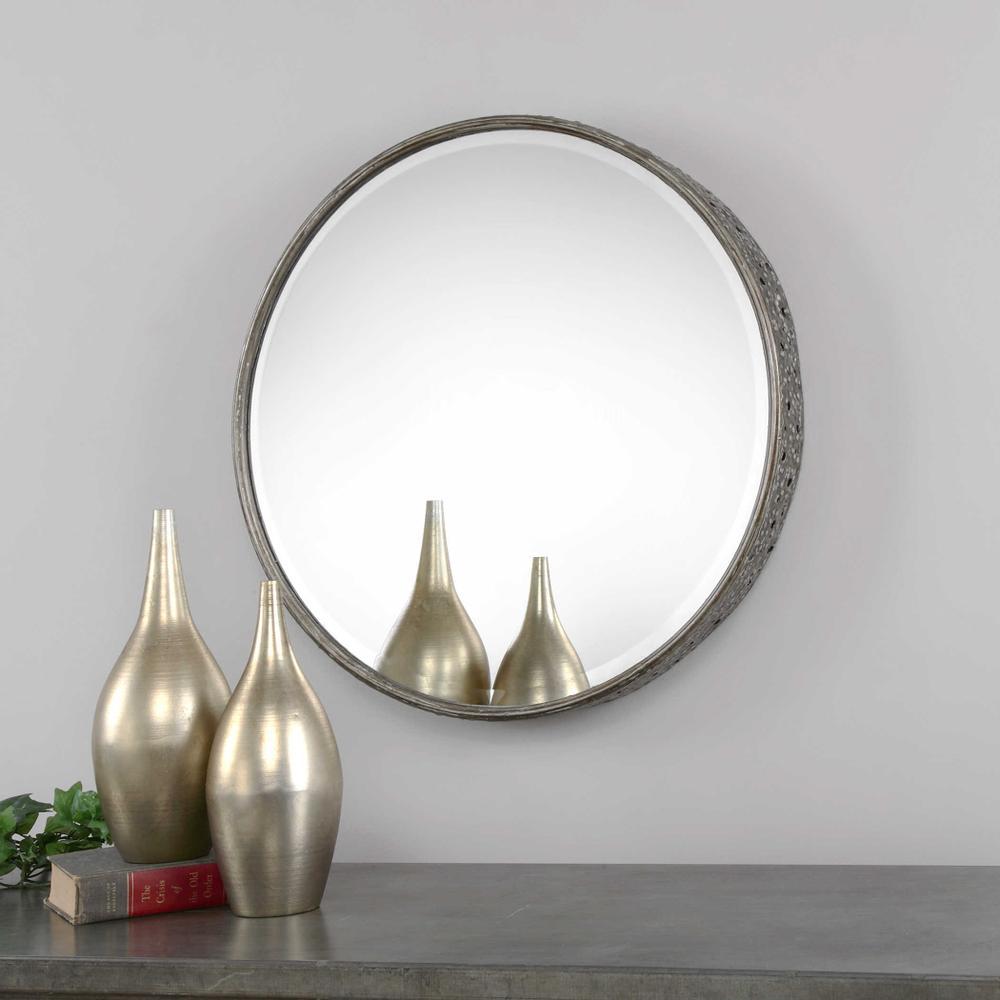 See Details - Nova Round Mirror