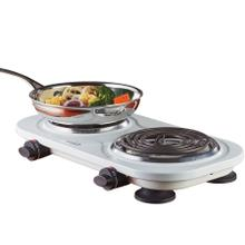 View Product - Brentwood TS-361W 1500w Double Electric Burner, White