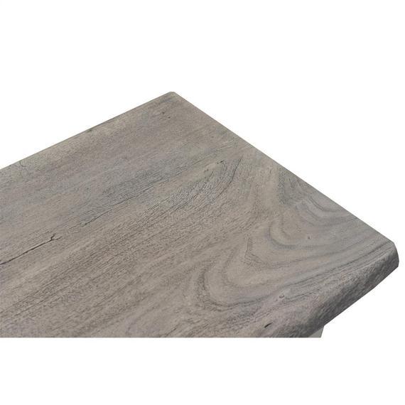 Riverside - Waverly - Sofa Table - Sandblasted Gray Finish