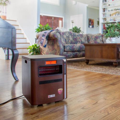 pureHeat 3-in-1 Heater, Air Purifier & Humidifier