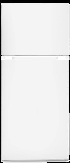 ConservatorTop Mount Refrigerator - White