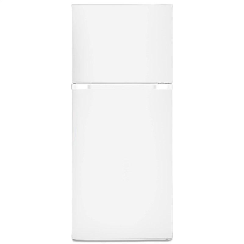 Top Mount Refrigerator - White