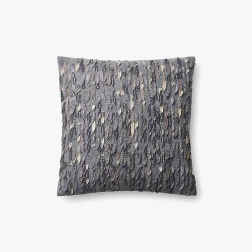 P0605 Grey Pillow