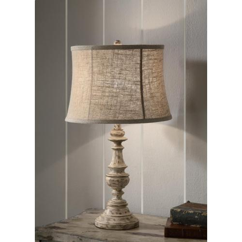 """Crestview Collections - Cunningham Table Lamp 24.5""""Ht."""