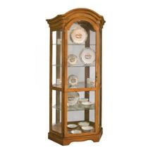 See Details - 74151 STAFFORD II CURIO CABINET