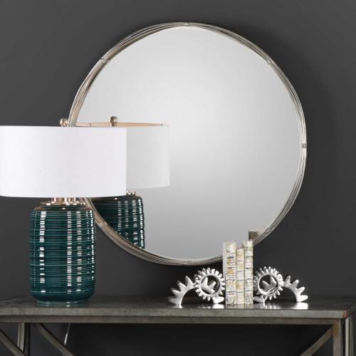 Uttermost - Ohmer Round Mirror