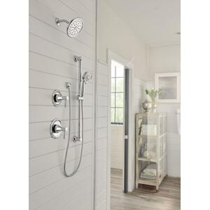 Belfield chrome moentrol® tub/shower