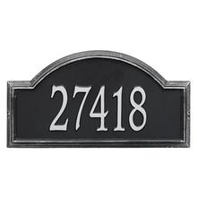 Providence Arch - Estate Wall - One Line - Black/Silver