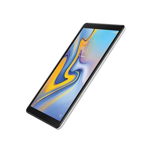 """Samsung - Galaxy Tab A 10.5"""", 32GB, Gray (Wi-Fi)"""