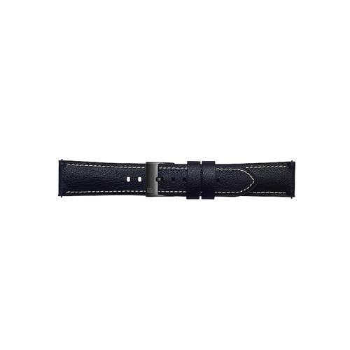 Urban Traveller Leather Band (22mm) Black