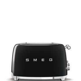 4x4 Slice Toaster, Black