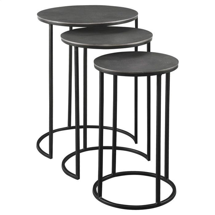 Uttermost - Erik Nesting Tables, S/3