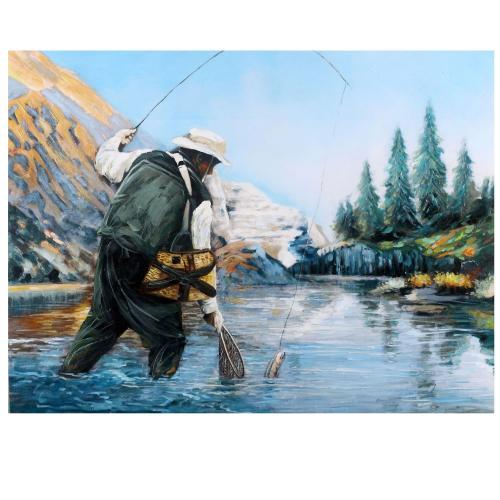 """Crestview Collections - """"ANGLER 2"""""""
