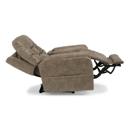 Product Image - Theo Power Recliner with Power Headrest & Lumbar