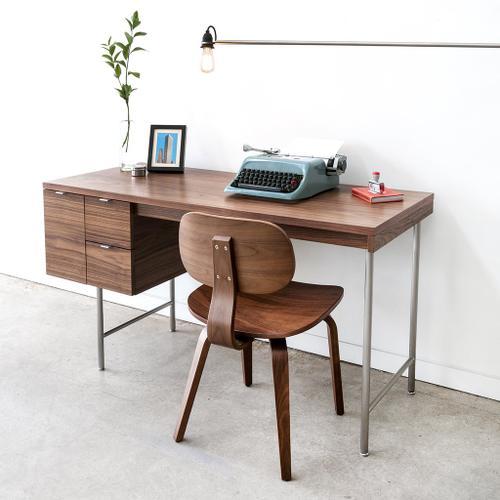 Conrad Desk Walnut