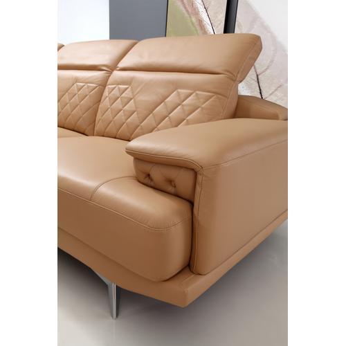 Divani Casa T737 Modern Leather Sectional Sofa