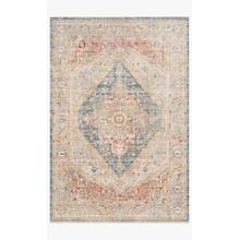 CLE-04 Blue / Multi Rug