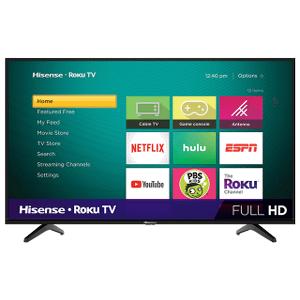 "40"" Class - H4 Series - Full HD Hisense Roku TV (2019) SUPPORT"
