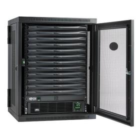 EdgeReady Micro Data Center - 12U, Wall-Mount, 1.5 kVA UPS, Network Management and PDU, 120V Kit