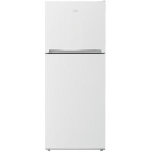 "Beko28"" Freezer Top White Refrigerator with Auto Ice Maker"