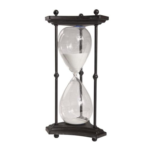 Hour Glass In Stand