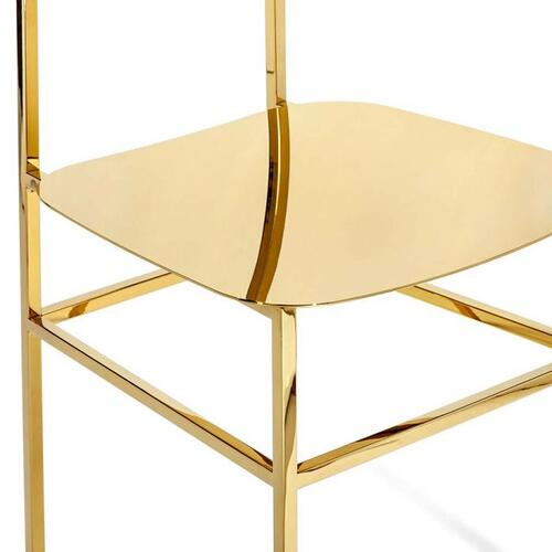 Carlisle Chair - Brass