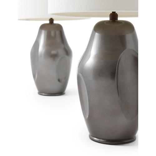 Theodore Alexander - Graphite Dimple Lamp