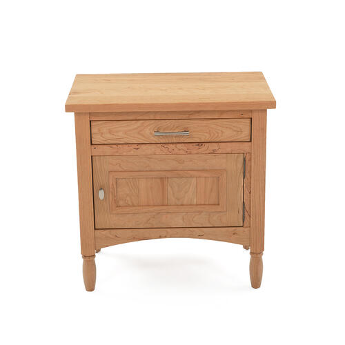 Park County 1 Door 1 Drawer Nightstand - (hinged Right)
