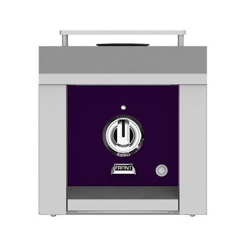 "Hestan - 12"" Hestan Outdoor Single Side Burner - AGB Series - Lush"