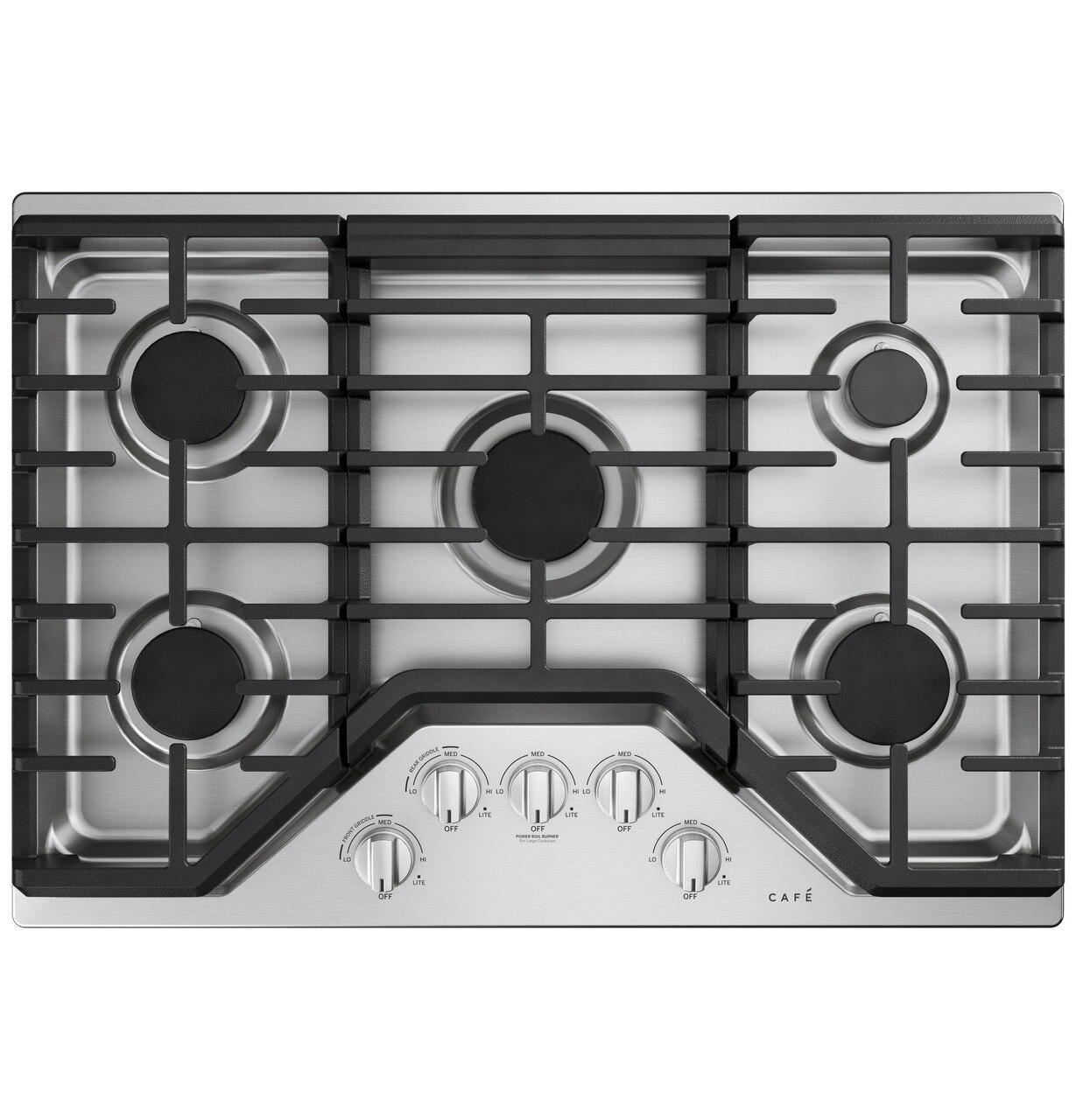"""Cafe30"""" Gas Cooktop"""