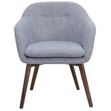 Minto Accent/Dining Chair in Grey Blend