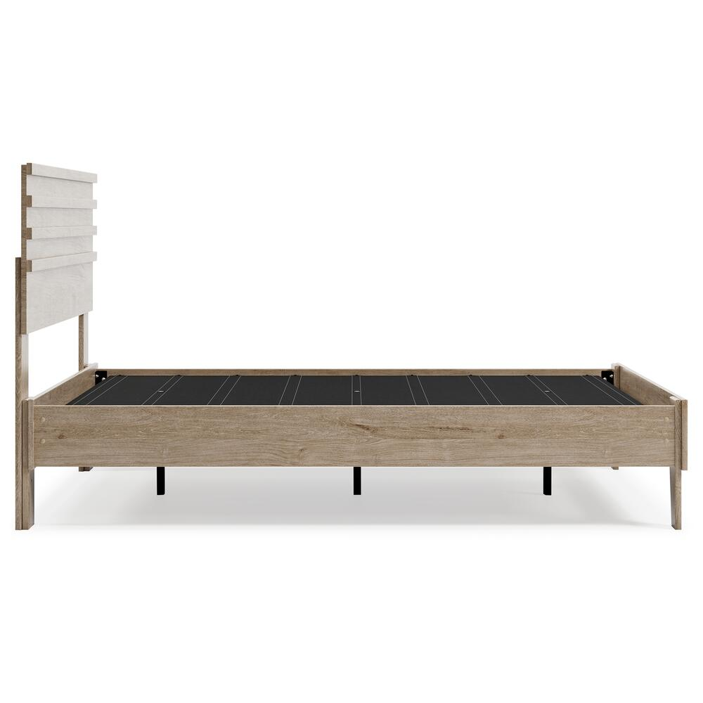 Oliah Full Panel Platform Bed