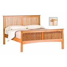 See Details - Willow Heritage w/Square Cherry Spindles