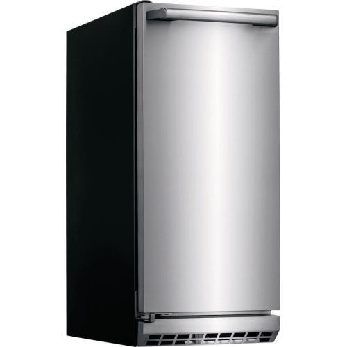 Electrolux - 15'' Ice Maker with Left Hinge Door