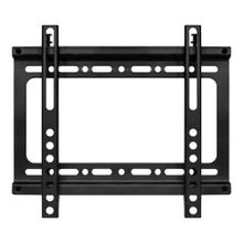 View Product - BRKT Brand FLT1339FULL Low Profile Small Fixed Mount with Full Back