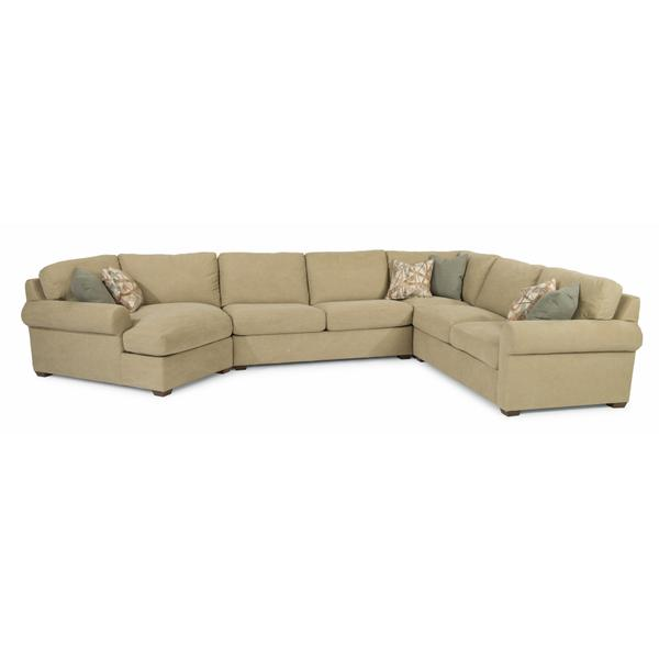 See Details - Randall Sectional