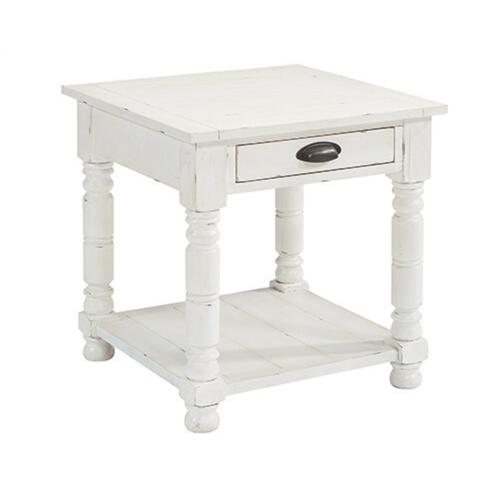 TABLE,SIDE BOBBIN - JOS WHITE