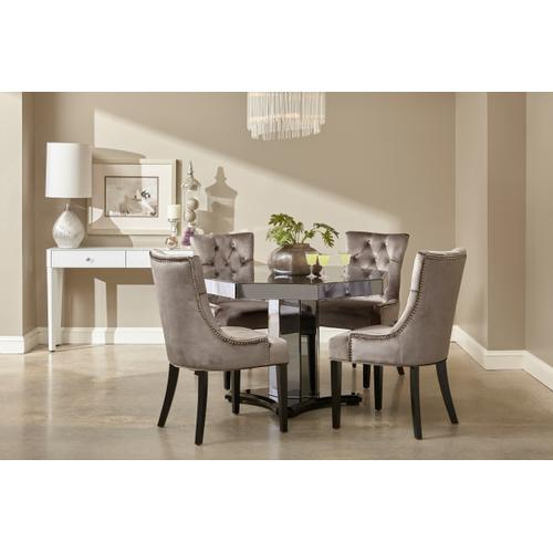 Product Image - Smoked Mirrored Octagon Table Top