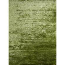 Luster Shag Ls-01 Apple Green - 2.0 x 3.0