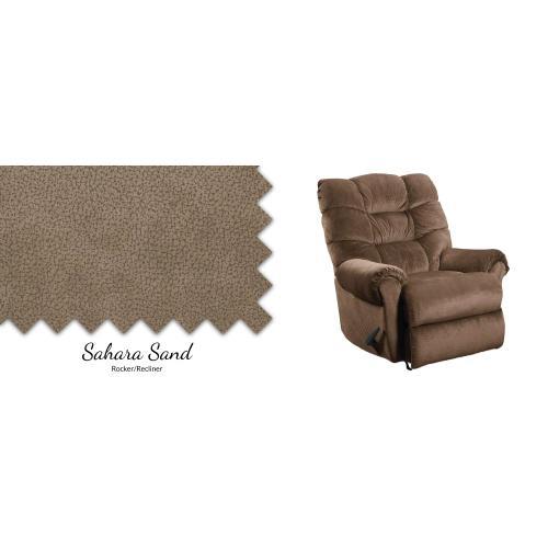 American Wholesale Furniture - Argos Coffee Rocker/Recliner Rocker/Recliner
