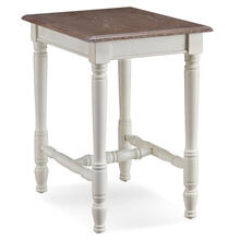 Toscana Narrow Chairside Table #11705