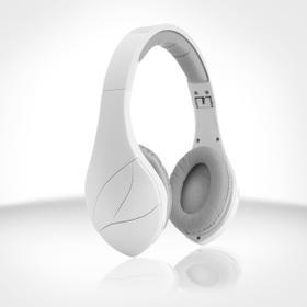 vFree On Ear Bluetooth Headphones (White)