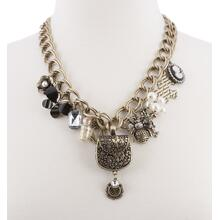 BTQ MJ Bag of Tricks Necklace