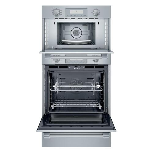 Triple Speed Oven 30'' Professional Stainless Steel PODMCW31W