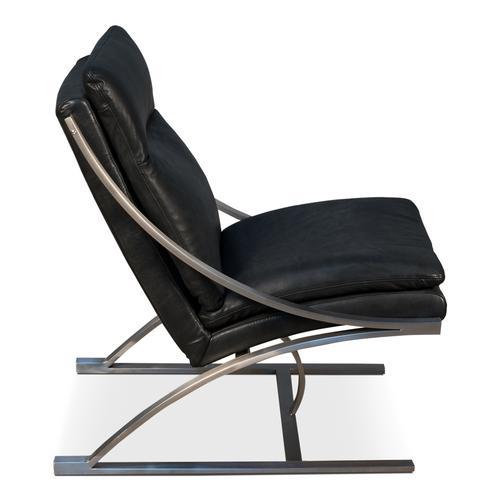 Mc Queen Chair, Santoni Black