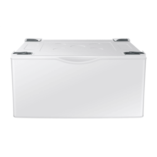 "Pedestal for 27"" Front Load Washer & Dryer in White"