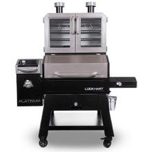 Lockhart Platinum Series, Wood Pellet Grill and Smoker