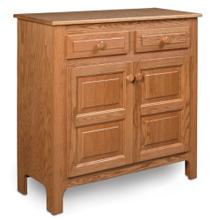 See Details - Country 2-Drawer Cabinet